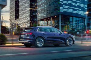 Audi vinnare 2019. Laddar för elektrifierat decennium.