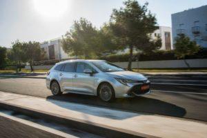 Toyota Corolla Touring Sports är Årets familjebil
