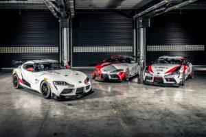TOYOTA GAZOO Racing bekräftar serietillverkning av GR Supra GT4