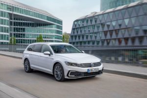Stark avslutning av Volkswagen