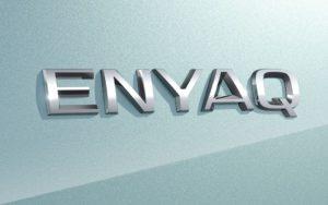ŠKODA ENYAQ: Namnet på ŠKODAs första helelektriska SUV