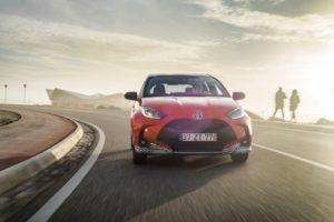 Nya Toyota Yaris Hybrid nu beställningsbar