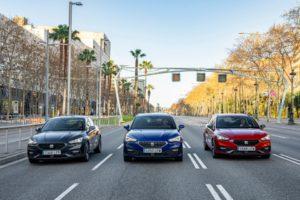 Säljstart för helt Nya SEAT Leon
