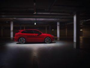 Nya Porsche Cayenne GTS med V8 under huven